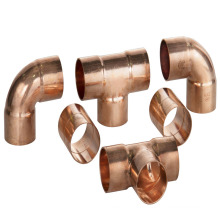 Customized High Quality Copper Pipe Fittings