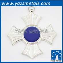 custom soft enamel high quality pendant with logo reqiurement