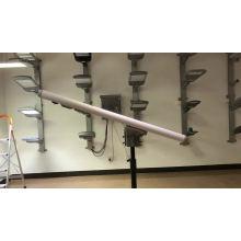 Nouveau modèle 50w led lampadaire solaire tout en un