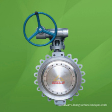 API Wafer Lug Type Metal Sealing Butterfly Valve (GAD373H)