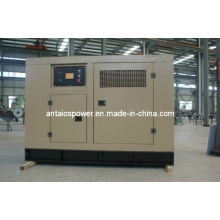 300GF (300KW) -Дехт-генераторная установка (двигатель с воздушным охлаждением)
