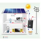 Hybrid Solar Inverter Home Application