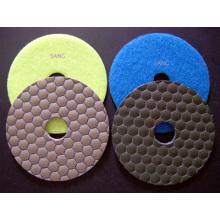 Good Quality Dry Diamond Polish Pad, Diamond Polishing Pads (SA-059)