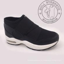 Nova Moda Senhora Mulheres Soft Sport Shoes Snc-75003