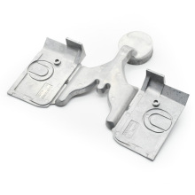 custom high precision aluminum die casting mold parts manufacture for zinc product making