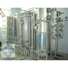 Fabrication expérimentée de générateur de purification d'ammoniac