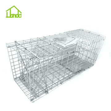Animal Wire Mesh Trap Cage für Wildkaninchen
