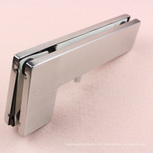 Accesorios de acero inoxidable para herrajes de vidrio Accesorios de parche en abrazadera
