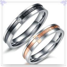 Joyería del anillo de la manera de la joyería del acero inoxidable (SR571)