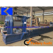 Water well screen welding machine