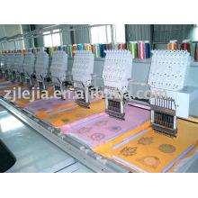 Máquina de bordar de mechón