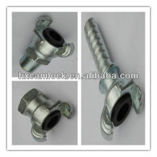 Universal chicago coupling (hose end, female end, male end)