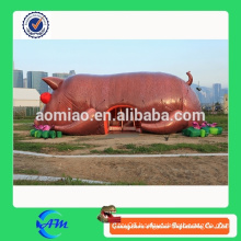 giant inflatable pig/giant inflatable pig for sale