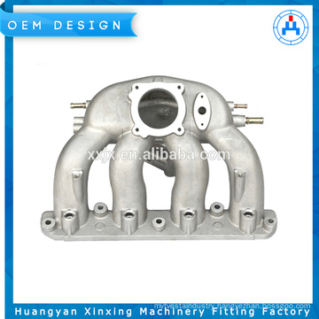 OEM Service Available Sandblasting Aluminum Forged Product
