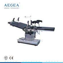 AG-OT003 Krankenhaus röntgenstrahlendurchlässige Notfallrettungstabelle des orthopädischen chirurgischen Instrumentes