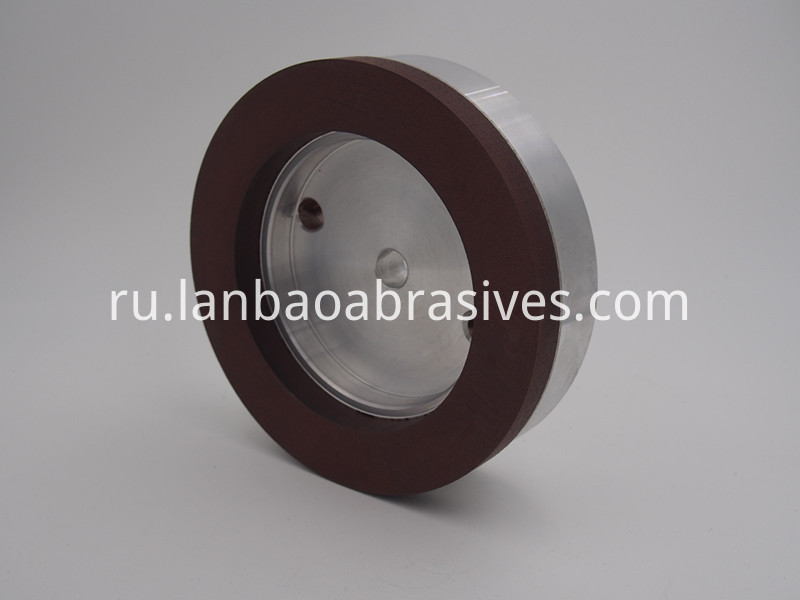 detail of Resin wheel grinding wheel