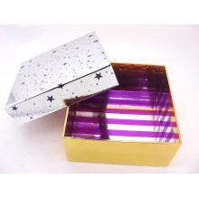 Бумажные коробки подарка для ювелирных изделий Упаковка