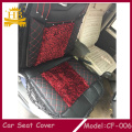 2016 Popular Design Leather with Fur Car Seat Cover