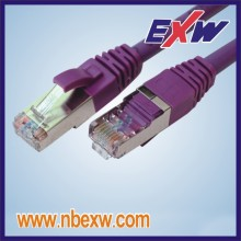 Cat.5e Cable Modular Blindado