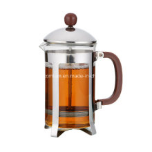 350ml Single Walled Glass Coffee Plunger