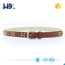 Design de mode lady pu belt pour vêtements