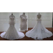 China Custom Made Wedding Dress