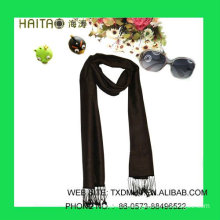 colorful stylish scarf with silk hand feelling for trendy ladise