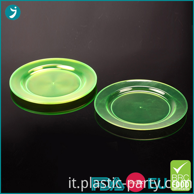 Party Plastic Plate 10 Inch