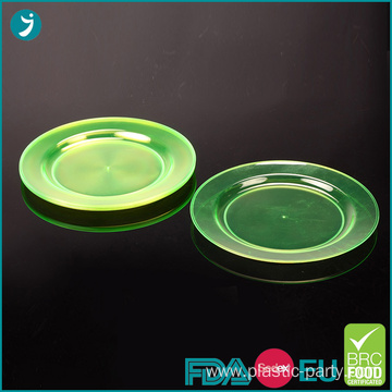 7 Inch Disposable Plastic Plates Party