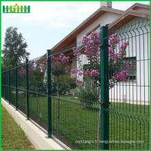 2016 vente chaude haute qualité usine en Chine clôture de treillis métallique