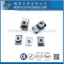Taiwán Acero inoxidable 18-8 Acero cromado Acero niquelado Cobre Latón Punch Piezas Estampación Piezas Hardware Estampación