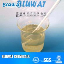 Cloreto de polialumínio líquido PAC para tratamento de águas residuais