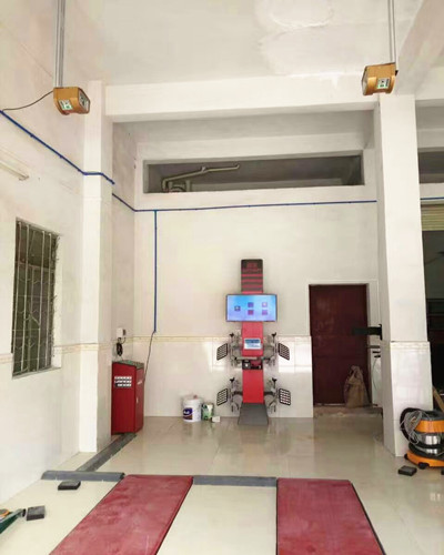 5D Quick Measurement Wheel Alignment System