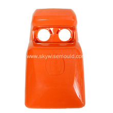 Injection molding for industrial steering top cover