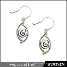 Hot Sale Silver Evil Eye Fashion Earring