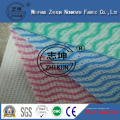 Eco-Friendly Spunlace Nonwoven Fabric 45GSM-100GSM