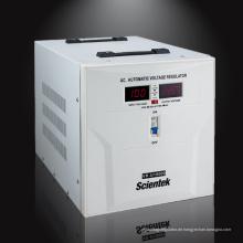 Aluminium | Kupfer Toroid Transformer Led Display 10000u 6000w Automatische Spannungsregler