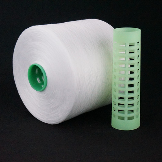 heat set polyester sewing thread 442