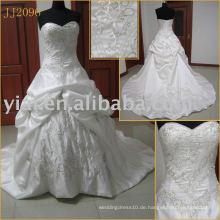 Einzigartiges Design Brautkleid JJ2096
