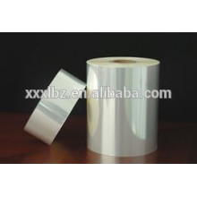 BOPP plastic film roll/BOPP film/plastic packaging film