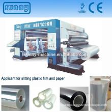 3300mm BOPP PET CPP CPE paper jumbo roll slitter machine
