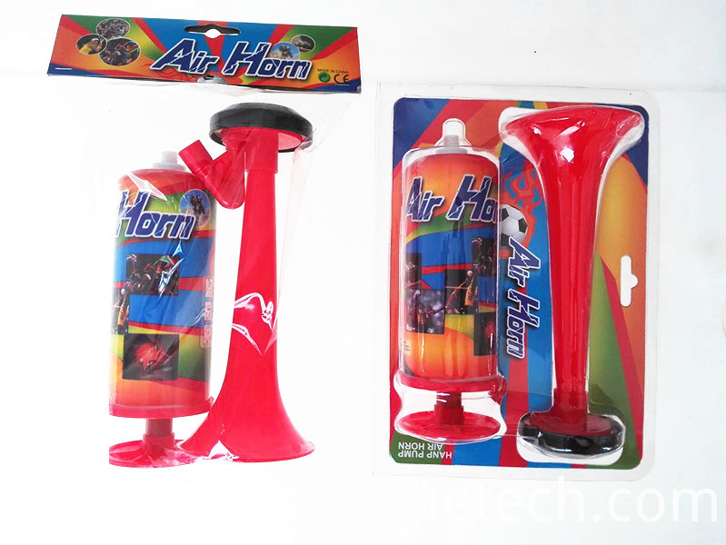 Plastic Air Horn Hand Press