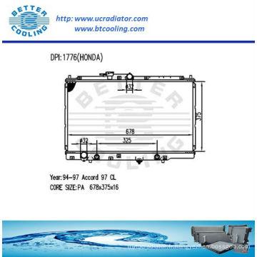 RADIATEUR AUTOMATIQUE POUR HONDA 94-97 ACCORD 97CL PA / 1 / AT