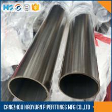 Tubo / tubo del acero inoxidable del diámetro Sus244 de 24 pulgadas