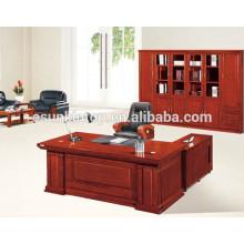 Secretária de móveis de escritório
