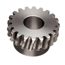 TS16949 Carbon Steel Worm Gear untuk Auto Parts