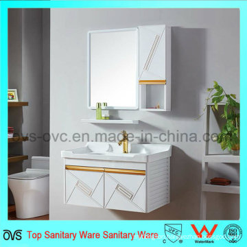 Modern Style Full Aluminium Bathroom Cabinet with Mirror
