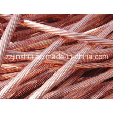 Conductor de Cobre / Bare Conductor Rod
