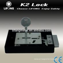 Novo projeto mecânicos fechadura com chave para cofre