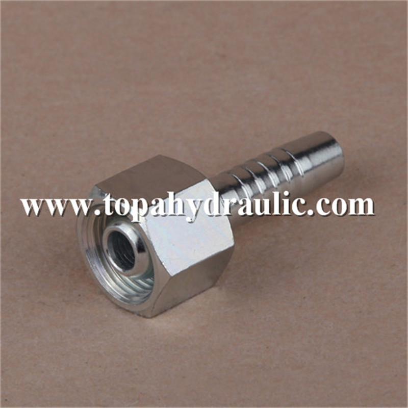 hydraulic swivel quick disconnect stainless steel fittings